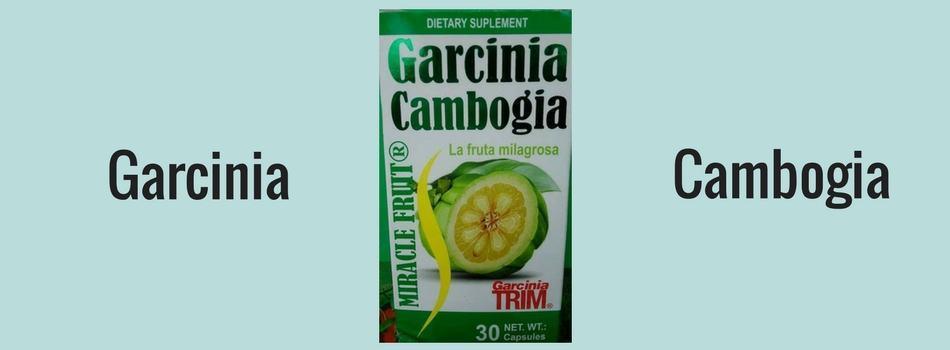Garcinia de cambogia Lose weight in a week