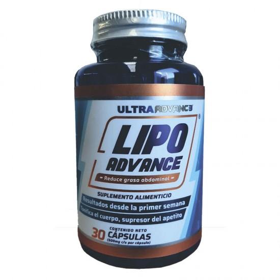 Lipo Advance de Ultra Advanc3 con Forskolina
