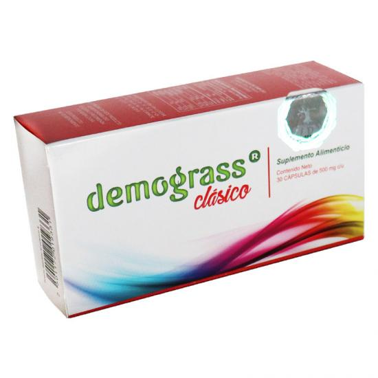 Demograss Clasico con 30 cápsulas