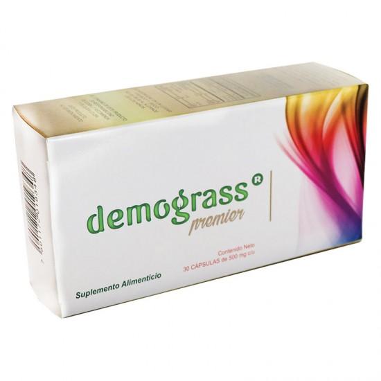 Demograss Premier con 30 cápsulas