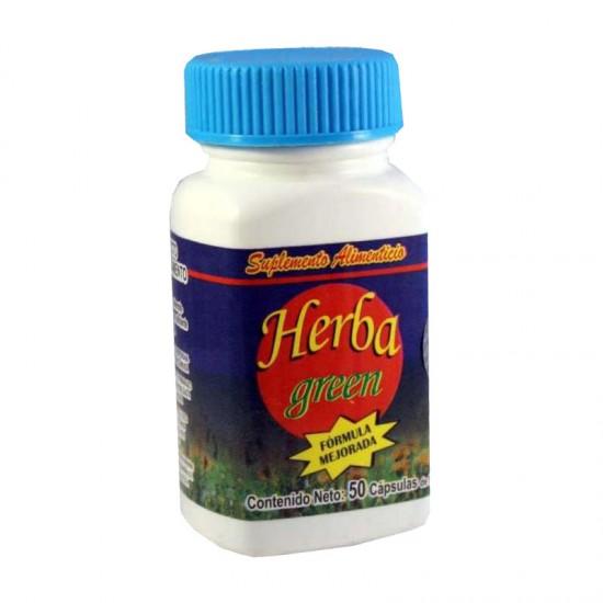 Herba Green  50 Capsulas