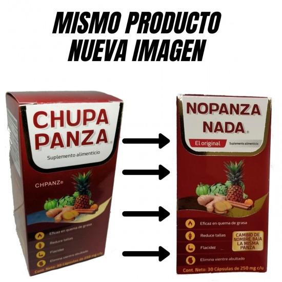 Chupa Panza Original en Cápsulas en Casitodoonline