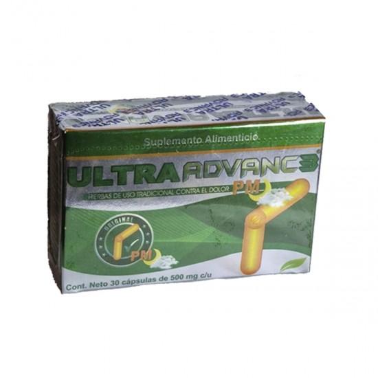 Ultra Advanc3 PM, para problemas de insomnio y dolor