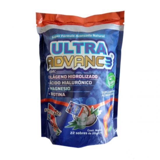 Ultra Advanc3 con Colágeno Hidrolizado