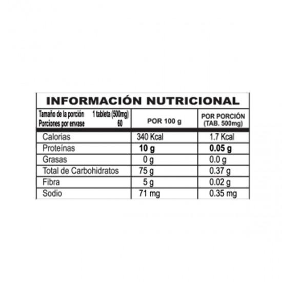 Vita Focus de Vitamorin con 200 Tabletas para la Memoria y el Enfoque