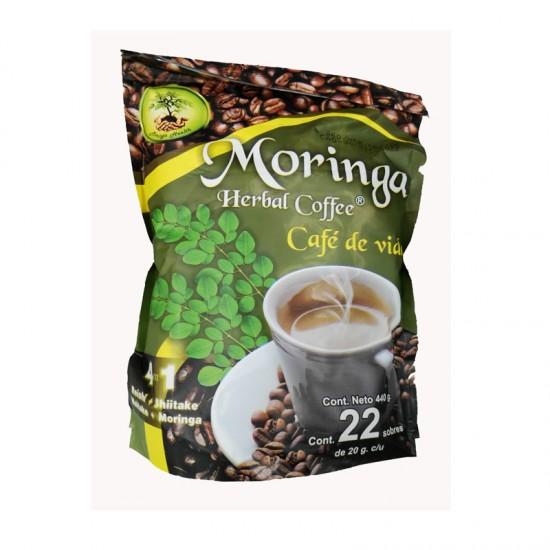 Herbal Coffee con Moringa