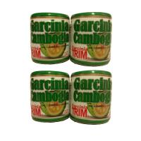Gel Reductor de Garcinia Cambogia Trim, 4 Pack