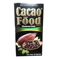 Cacao Food con 30 cápsulas