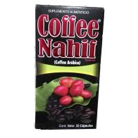 Coffee Nahif con 30 cápsulas