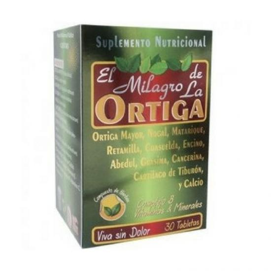 El Milagro de la Ortiga
