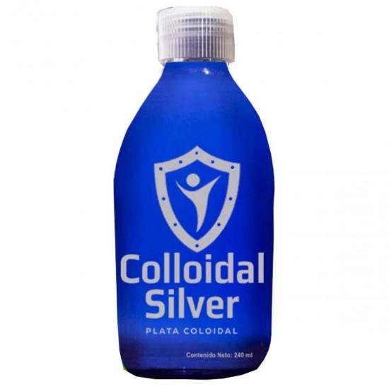 Plata Coloidal de 240 ml.
