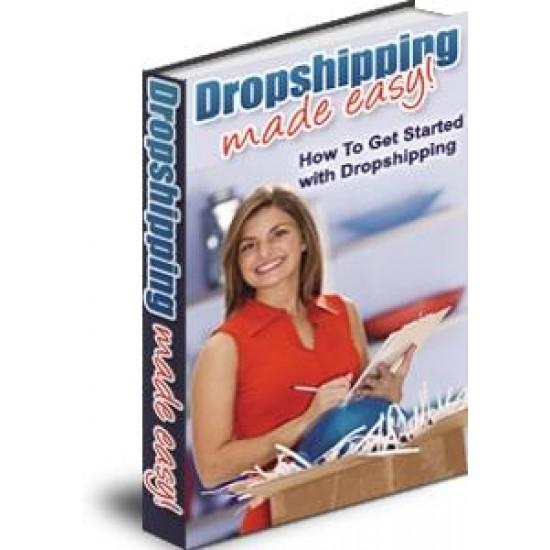 Dropshipping Made Easy ( Ingles ) Con derechos de reventa