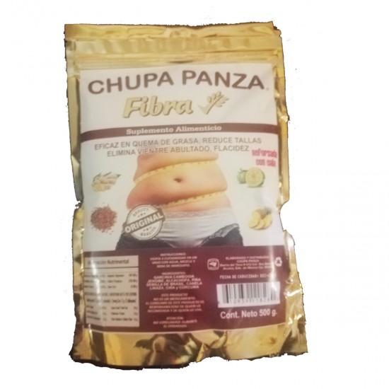 Fibra de Chupa Panza, Bolsa con 500 gramos