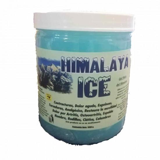 Gel Hielo del Himalaya, bote de 1 kg
