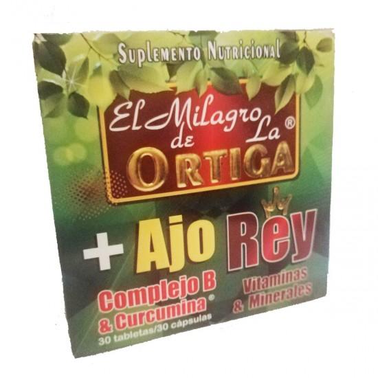 El Milagro de la Ortiga + Ajo Rey