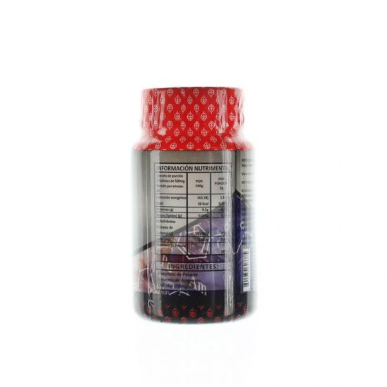 Potasio, Bote con 90 tabletas de 500 mg