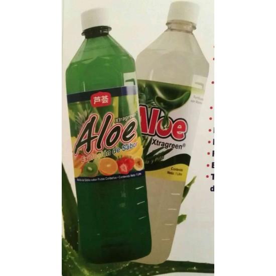 Aloe Vera de Xtragreen 1 Litro