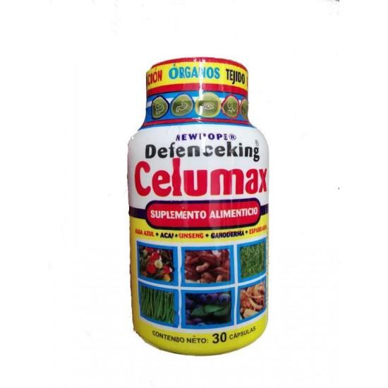 Celumax Celulas Madre 30 Capsulas