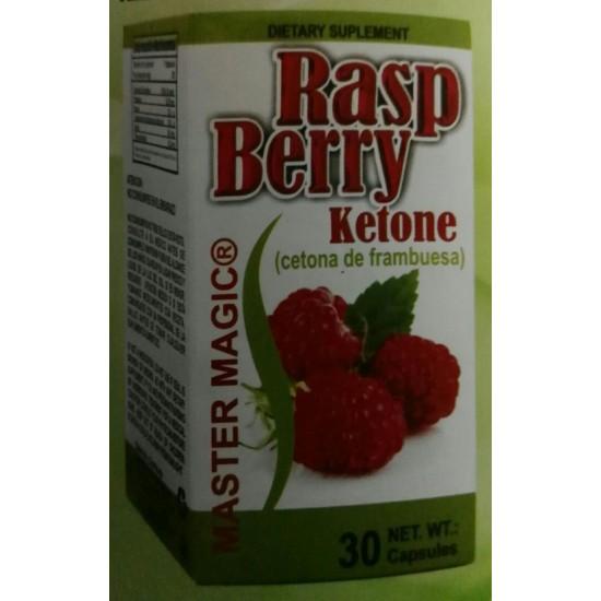 Raspberry Ketone de Master Magic