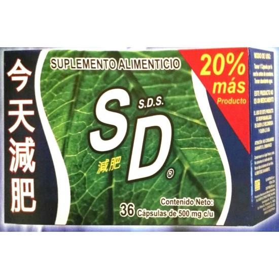 SDS con 36 Capsulas